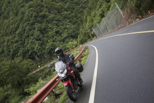 白际天路云中行—CBF190X 1200公里摩游记3-第9张图片-春风行摩托车之家