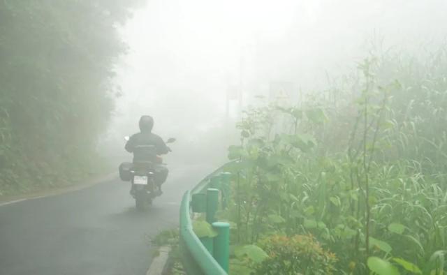 白际天路云中行—CBF190X 1200公里摩游记3-第19张图片-春风行摩托车之家