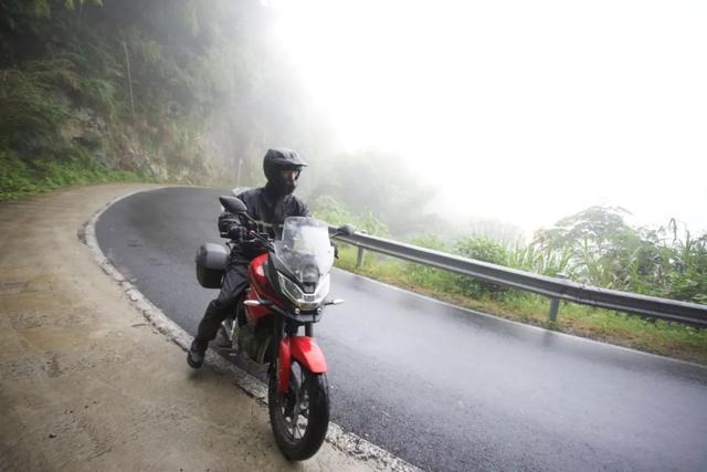 白际天路云中行—CBF190X 1200公里摩游记3-第16张图片-春风行摩托车之家