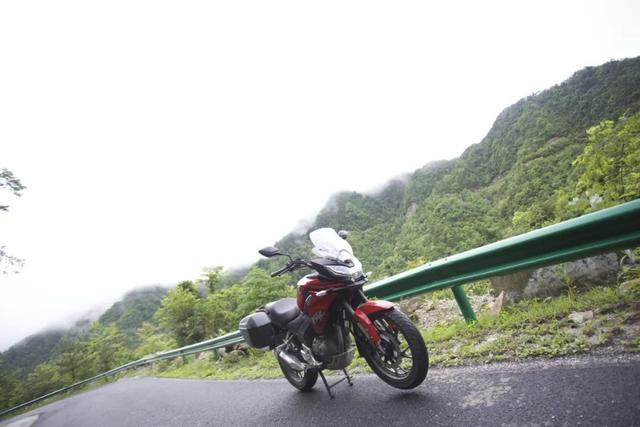 白际天路云中行—CBF190X 1200公里摩游记3-第21张图片-春风行摩托车之家