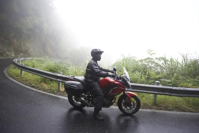 白际天路云中行—CBF190X 1200公里摩游记3-第15张图片-春风行摩托车之家