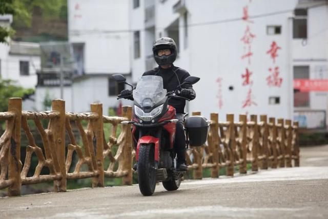 白际天路云中行—CBF190X 1200公里摩游记3-第24张图片-春风行摩托车之家