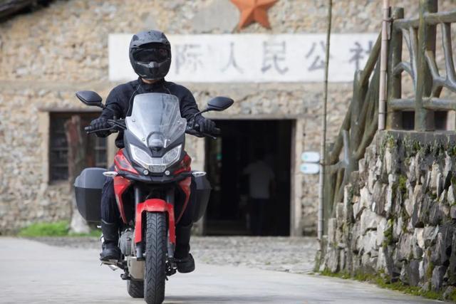 白际天路云中行—CBF190X 1200公里摩游记3-第28张图片-春风行摩托车之家