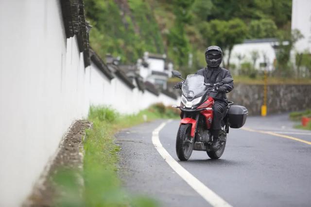 白际天路云中行—CBF190X 1200公里摩游记3-第38张图片-春风行摩托车之家