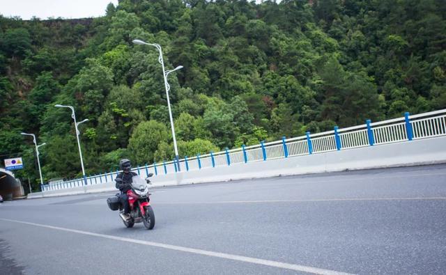 畅游井空里大峡谷—CBF190X 1200公里摩游记4-第4张图片-春风行摩托车之家