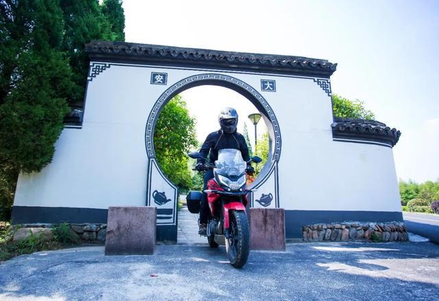 畅游井空里大峡谷—CBF190X 1200公里摩游记4-第15张图片-春风行摩托车之家
