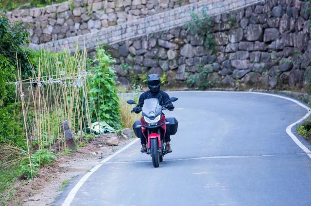 畅游井空里大峡谷—CBF190X 1200公里摩游记4-第26张图片-春风行摩托车之家