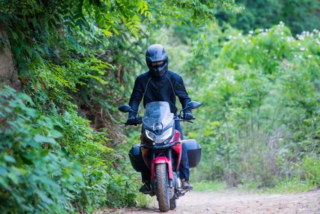 畅游井空里大峡谷—CBF190X 1200公里摩游记4-第29张图片-春风行摩托车之家
