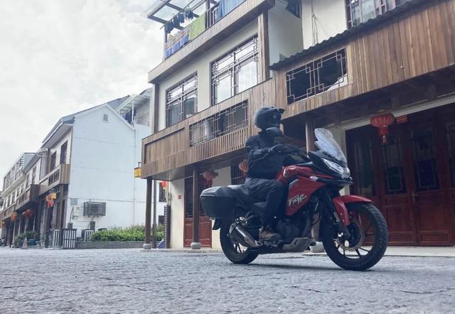 畅游井空里大峡谷—CBF190X 1200公里摩游记4-第35张图片-春风行摩托车之家