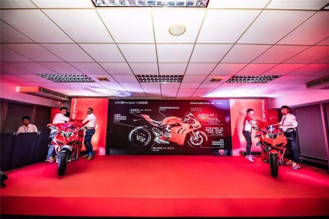 23.8万元起!全新杜卡迪Panigale V4国内发布!-第7张图片-春风行摩托车之家