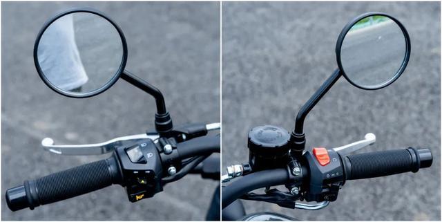 年轻又帅气、复古巡航—1.38万赛科龙RA2 静态测评-第19张图片-春风行摩托车之家