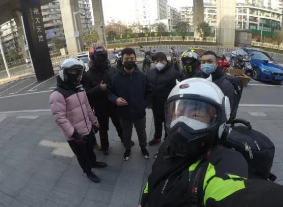 武汉摩友注意了:武汉某广播号召市民抓拍摩托车...-第1张图片-春风行摩托车之家