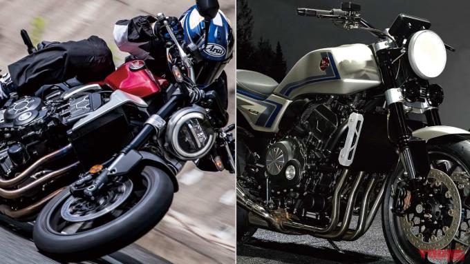 历史荣光不灭!详解本田HONDA「CB-F」概念车款 Vol.2-第1张图片-春风行摩托车之家