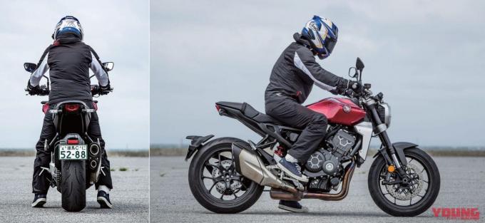 历史荣光不灭!详解本田HONDA「CB-F」概念车款 Vol.2-第3张图片-春风行摩托车之家