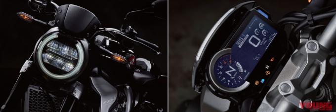 历史荣光不灭!详解本田HONDA「CB-F」概念车款 Vol.2-第5张图片-春风行摩托车之家