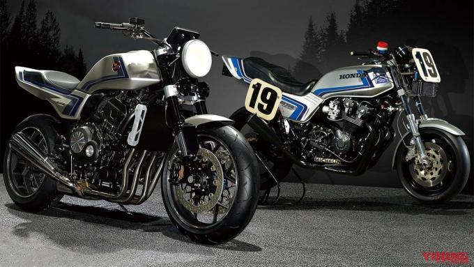 历史荣光不灭!详解本田HONDA「CB-F」概念车款 Vol.2-第9张图片-春风行摩托车之家