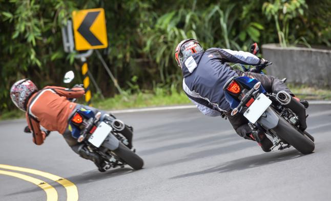山道非赛道,新手必看,减少跑山事故的发生!-第9张图片-春风行摩托车之家