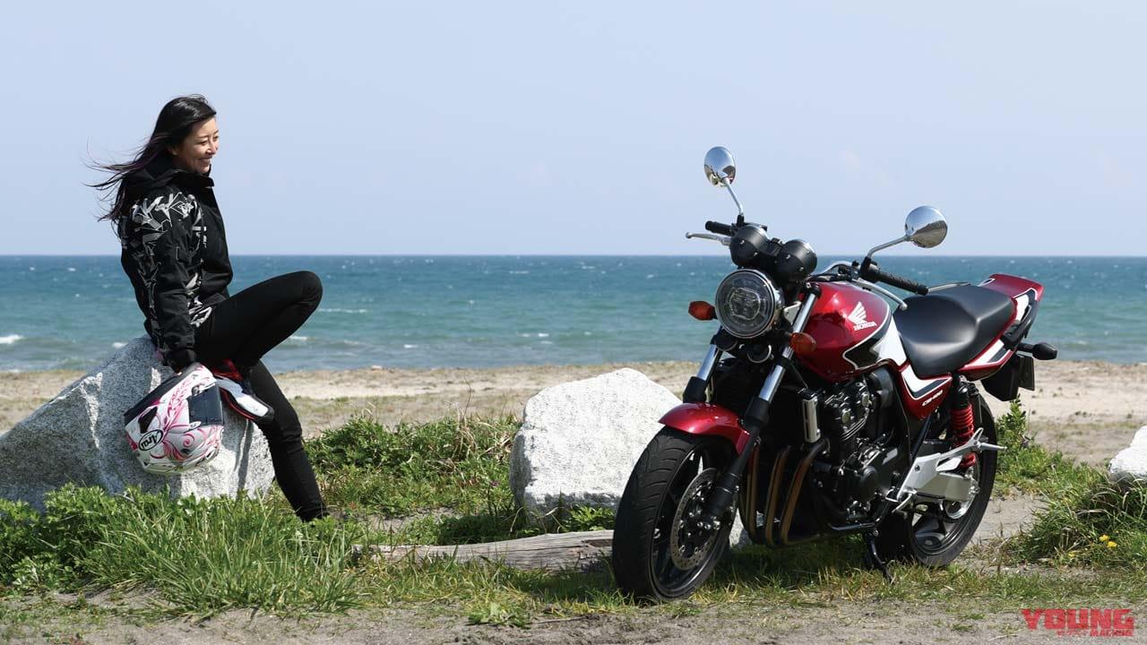 经典不需改变 本田HONDA「CB400SF」 Vol.1-第1张图片-春风行摩托车之家