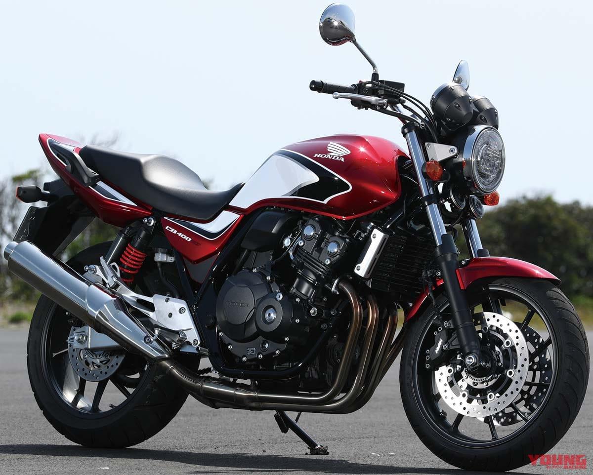 经典不需改变 本田HONDA「CB400SF」 Vol.1-第2张图片-春风行摩托车之家