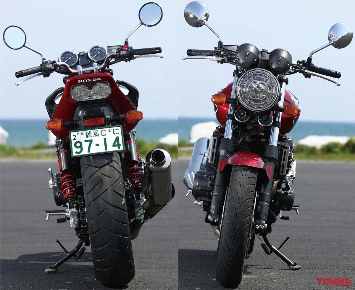 经典不需改变 本田HONDA「CB400SF」 Vol.1-第3张图片-春风行摩托车之家