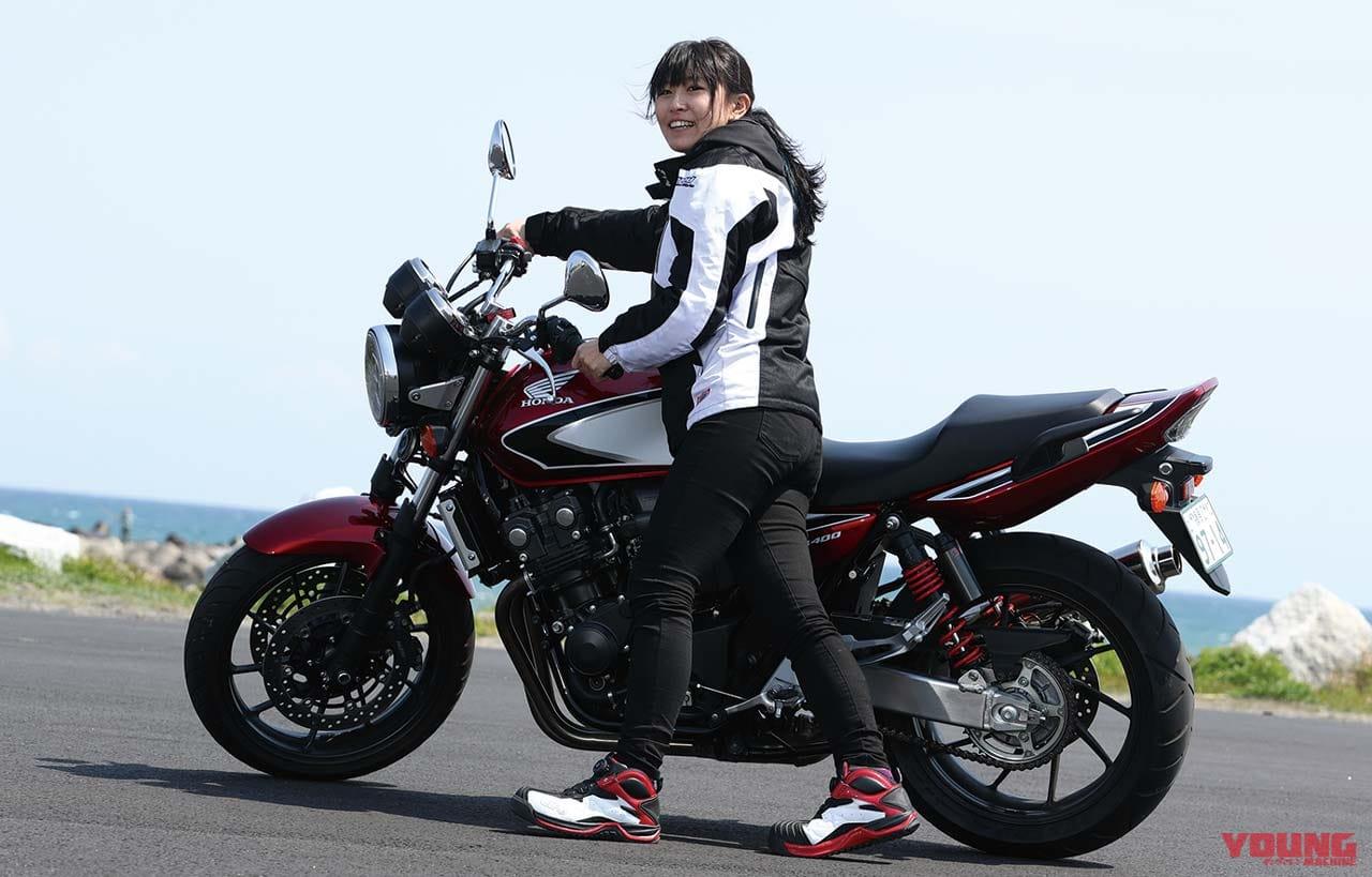 经典不需改变 本田HONDA「CB400SF」 Vol.1-第8张图片-春风行摩托车之家