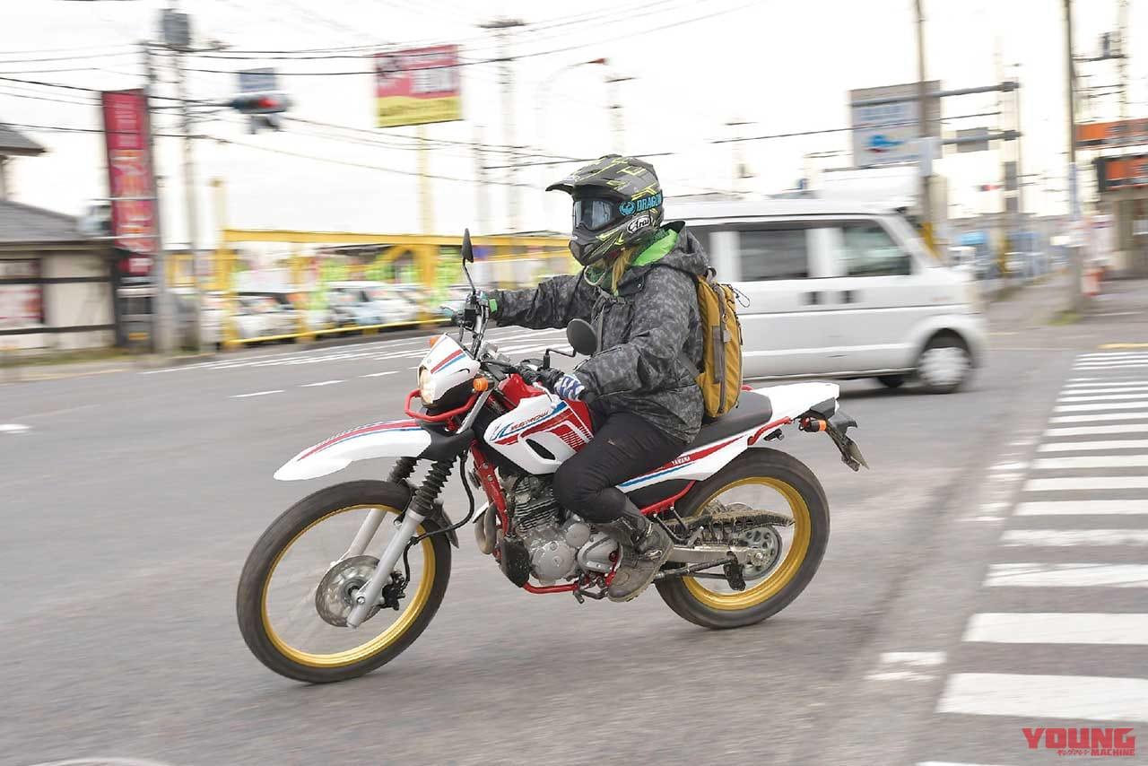 越野入门首选!「KLX230/CRF250L/SEROW 250FE」Vol.2-第5张图片-春风行摩托车之家