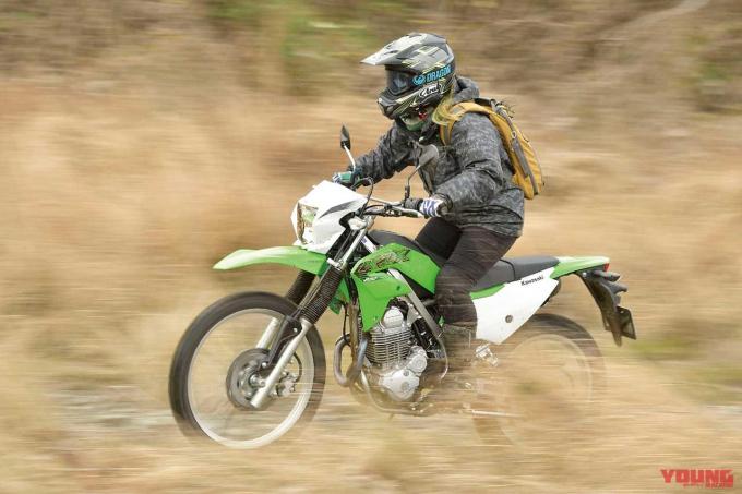越野入门首选!「KLX230/CRF250L/SEROW 250FE」Vol.4-第7张图片-春风行摩托车之家