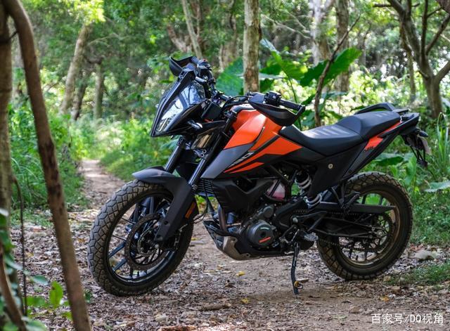 入门排量的神级ADV摩托,158kg车重44马力,KTM390adv详解-第2张图片-春风行摩托车之家