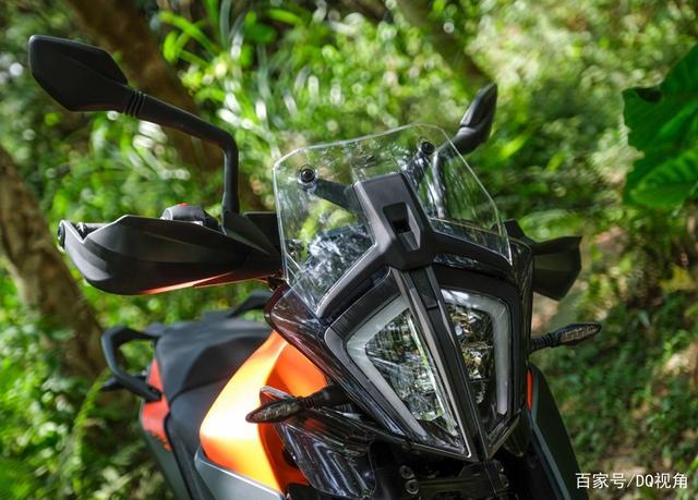 入门排量的神级ADV摩托,158kg车重44马力,KTM390adv详解-第3张图片-春风行摩托车之家