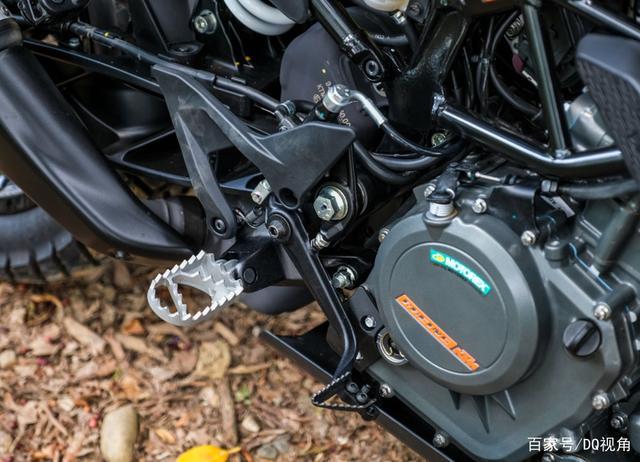入门排量的神级ADV摩托,158kg车重44马力,KTM390adv详解-第6张图片-春风行摩托车之家