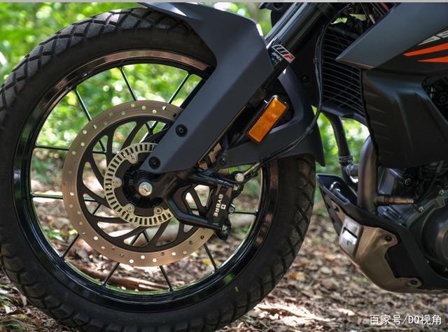 入门排量的神级ADV摩托,158kg车重44马力,KTM390adv详解-第9张图片-春风行摩托车之家