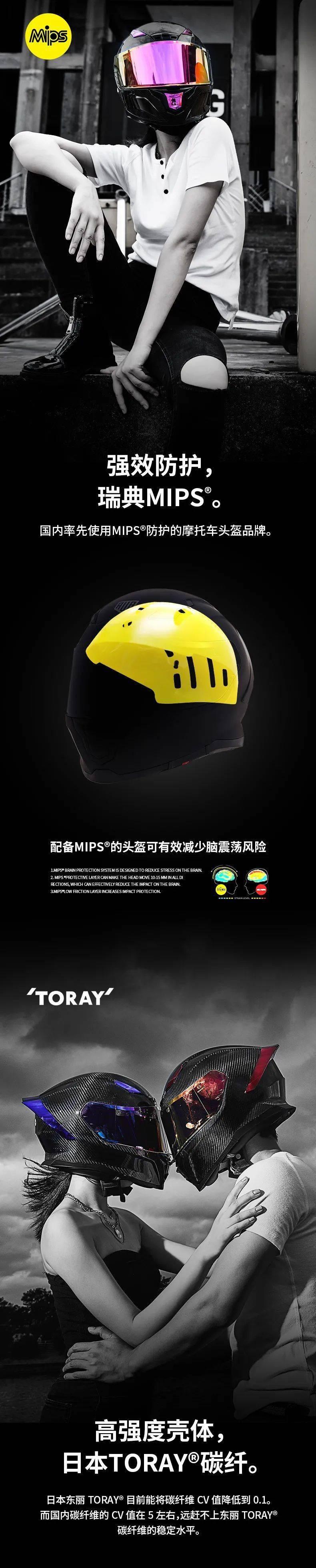 """如果让你头上顶着""""闪电""""骑车会不会很酷?这道""""闪电""""头盔不足3000元就可以买到-第9张图片-春风行摩托车之家"""
