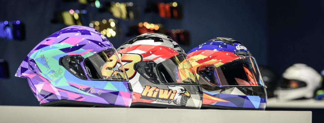 3年磨一剑 GSB头盔品牌强势登陆摩博会-第6张图片-春风行摩托车之家