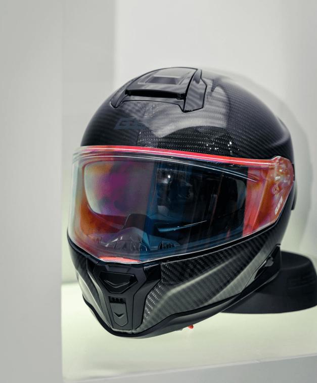 3年磨一剑 GSB头盔品牌强势登陆摩博会-第4张图片-春风行摩托车之家