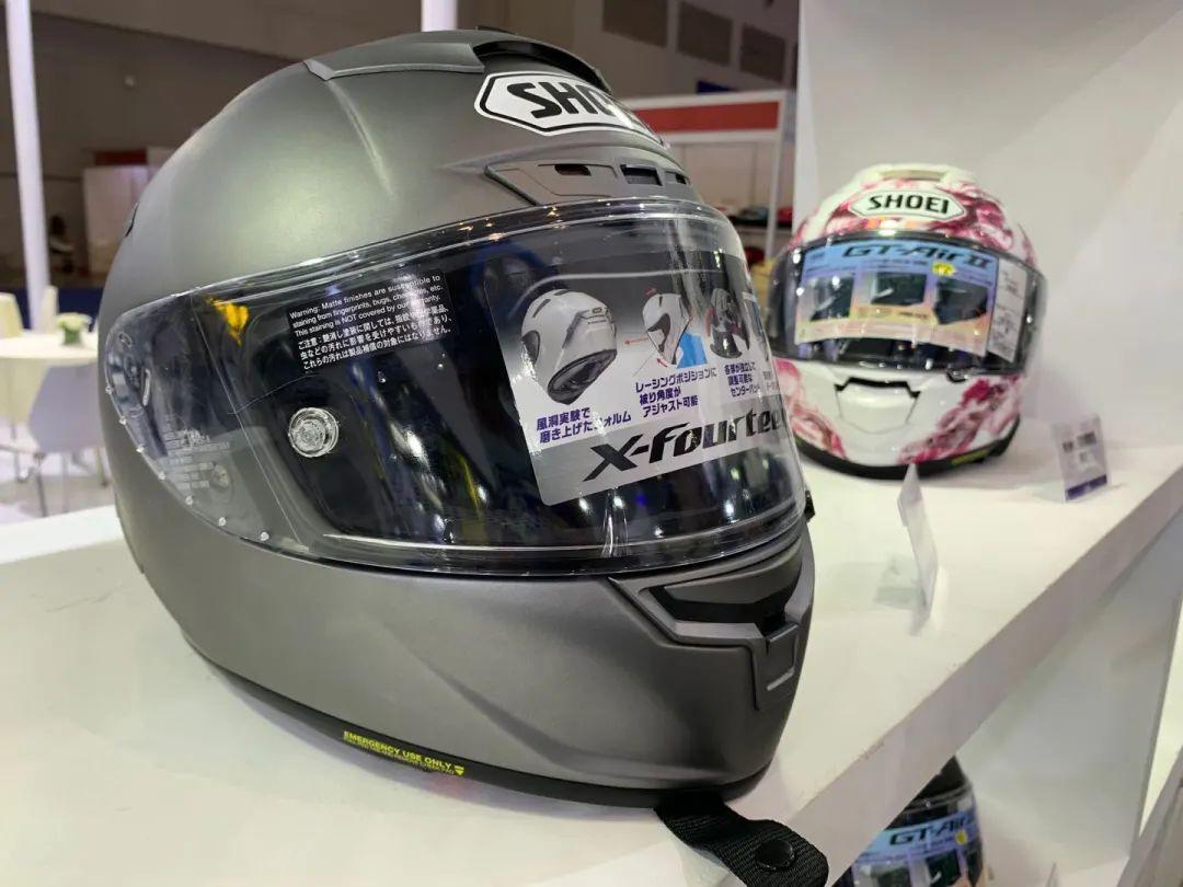 SHOEI摩博会发布两款新花色头盔,马奎斯亲笔签名免费送!-第19张图片-春风行摩托车之家