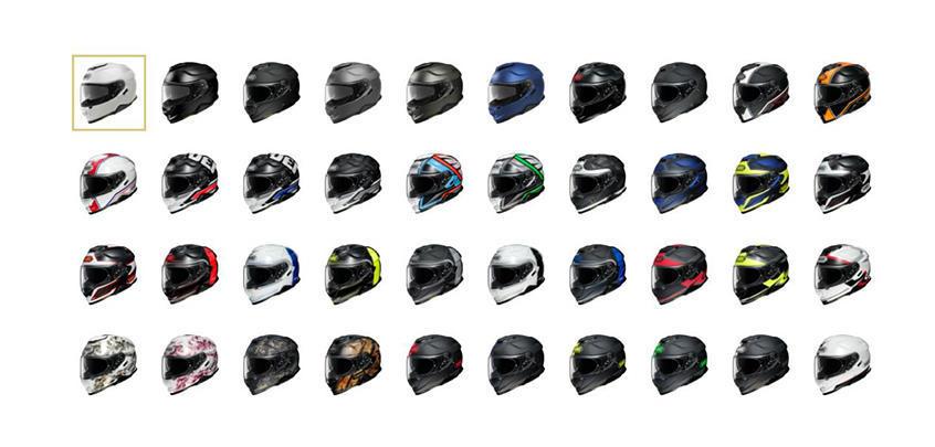SHOEI GT-Air II新配色发布 约合3760元-第6张图片-春风行摩托车之家