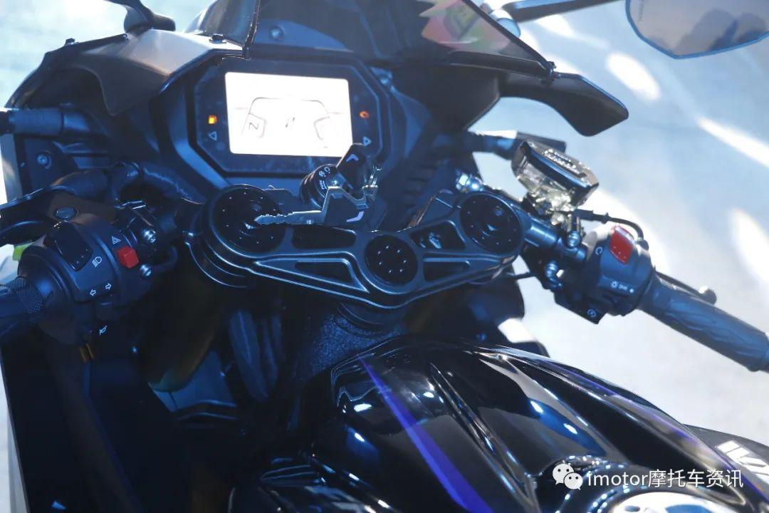 19880元,飞肯FKM 3GP单摇臂小钢炮北京首发-第9张图片-春风行摩托车之家