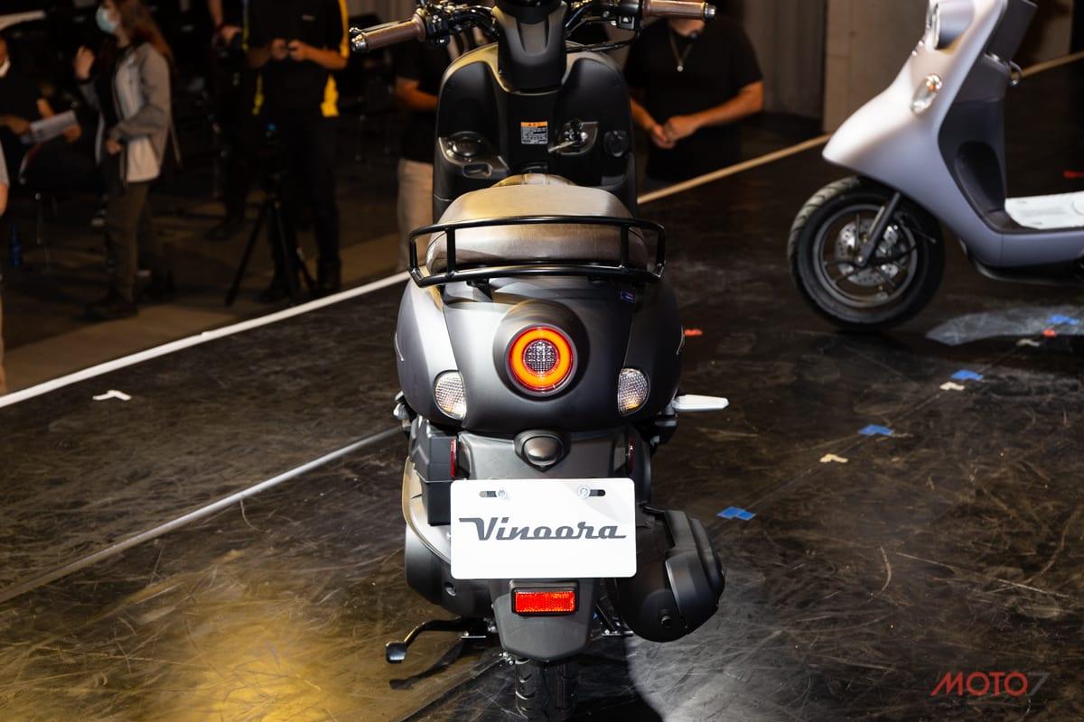轻型机车(250以下) YAMAHA Vinoora 一周通勤九大面向骑乘心得分享!-第3张图片-春风行摩托车之家