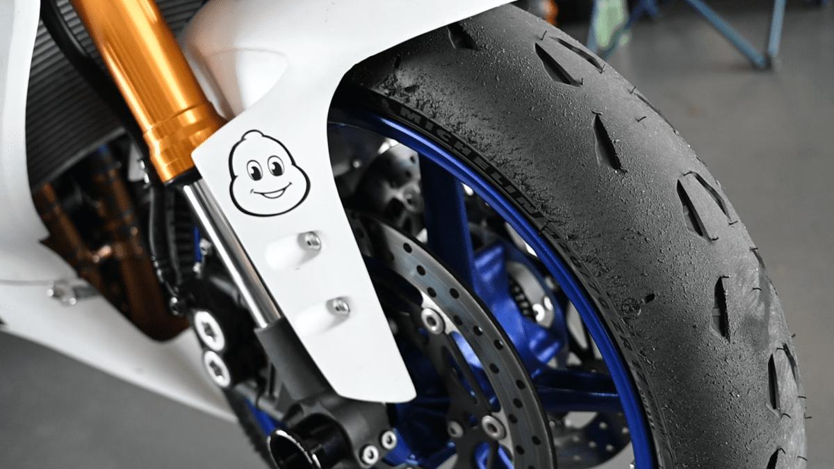 雅马哈YAMAHA YZF-R6 下赛道第一阶段改装清单&介绍!-第7张图片-春风行摩托车之家