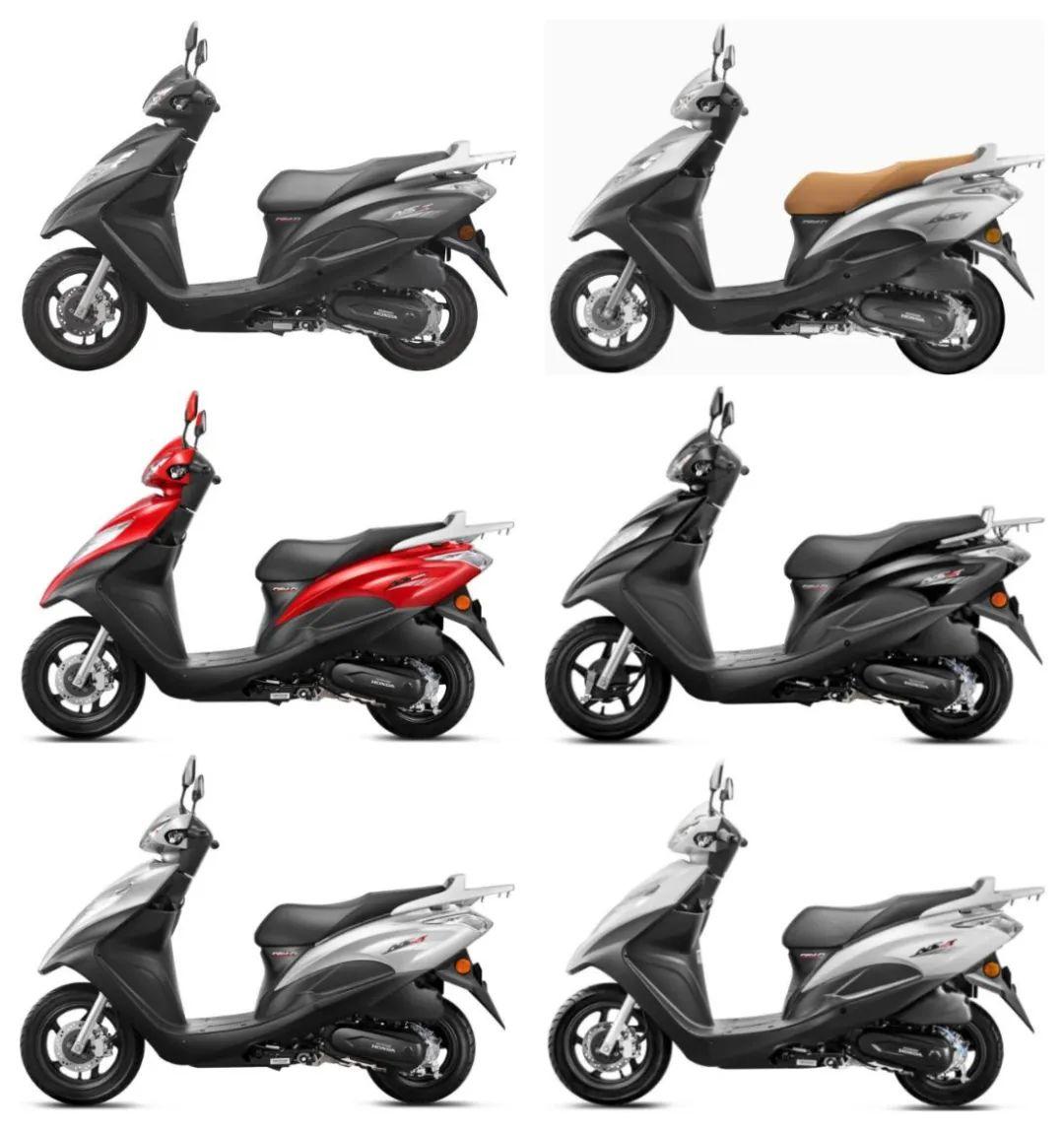 新大洲本田NS125T动态测评: 新款U 却只要NS的价格 时尚通勤小踏板-第14张图片-春风行摩托车之家