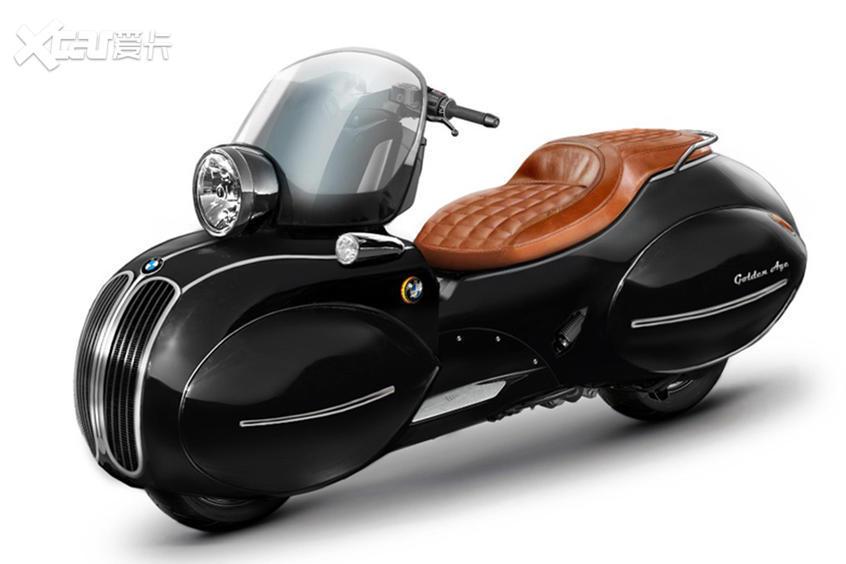 NMoto明年将推出宝马C400复古改装套件-第3张图片-春风行摩托车之家