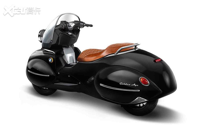 NMoto明年将推出宝马C400复古改装套件-第8张图片-春风行摩托车之家