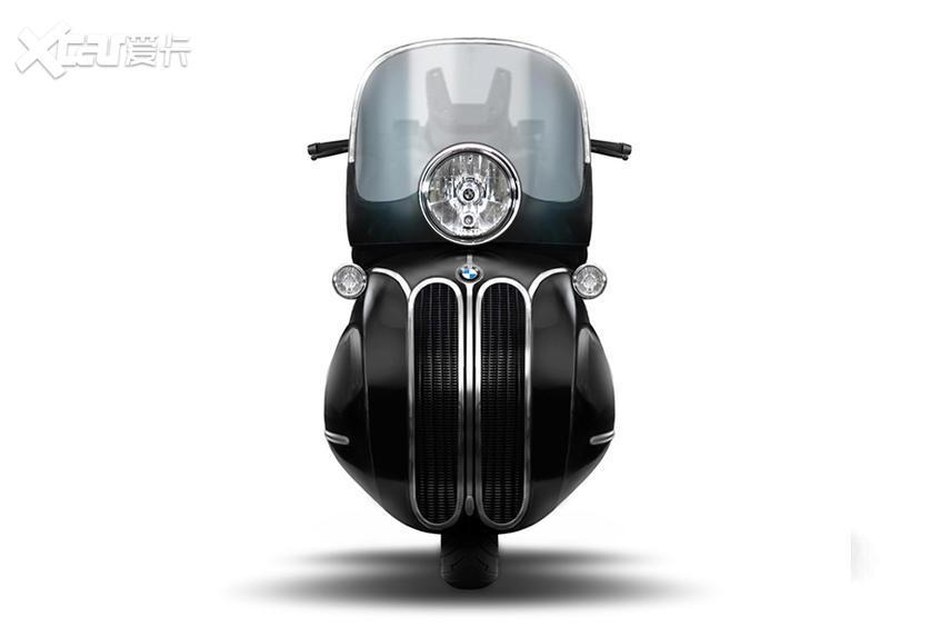 NMoto明年将推出宝马C400复古改装套件-第7张图片-春风行摩托车之家