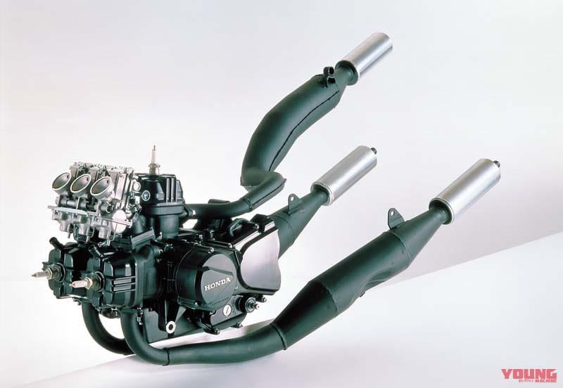 猛爆动力输出!二行程3缸引擎问世的1970年代-第3张图片-春风行摩托车之家