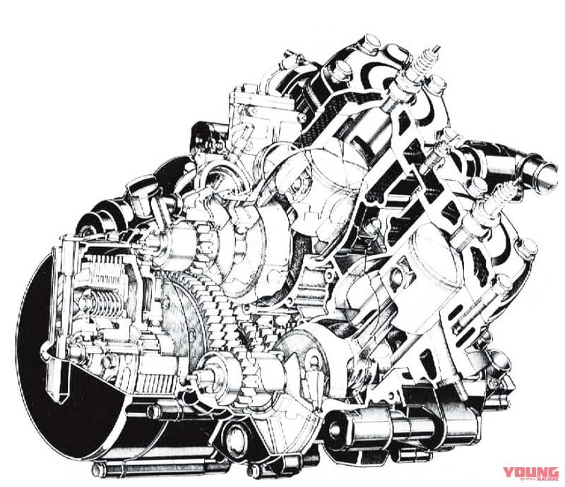 猛爆动力输出!二行程3缸引擎问世的1970年代-第7张图片-春风行摩托车之家