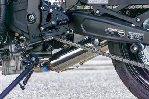 OVER Racing推出「ZX-25R」全段排气管/脚踏后移-第6张图片-春风行摩托车之家