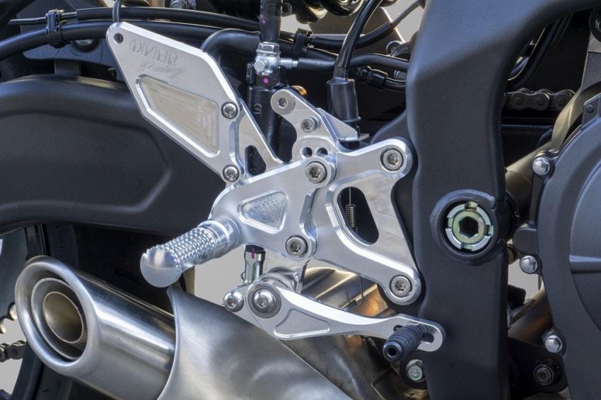 OVER Racing推出「ZX-25R」全段排气管/脚踏后移-第7张图片-春风行摩托车之家
