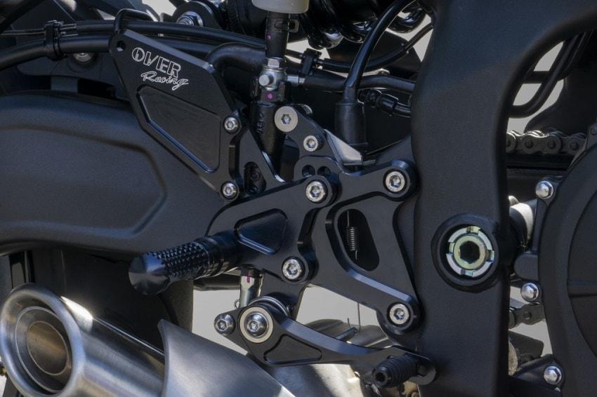 OVER Racing推出「ZX-25R」全段排气管/脚踏后移-第9张图片-春风行摩托车之家