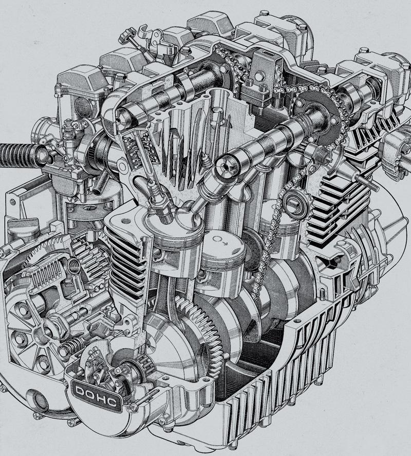 一切从这里开始!转子引擎问世的1970年代-第3张图片-春风行摩托车之家