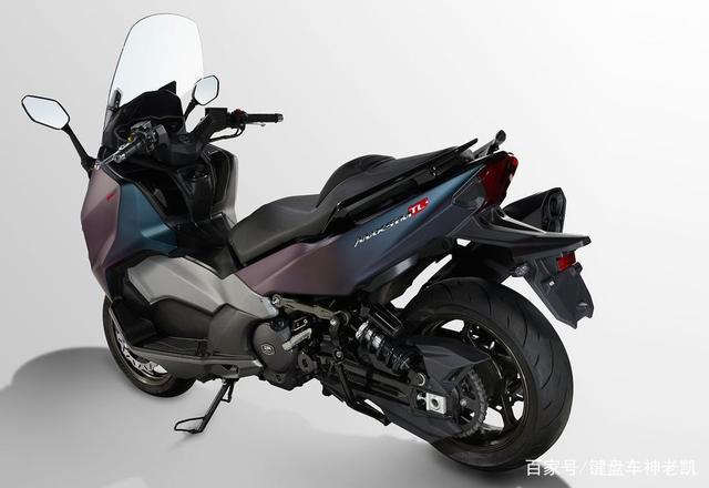 三阳2021年旗舰车型,排量配置升级后的TL508,能否加量不加价-第2张图片-春风行摩托车之家